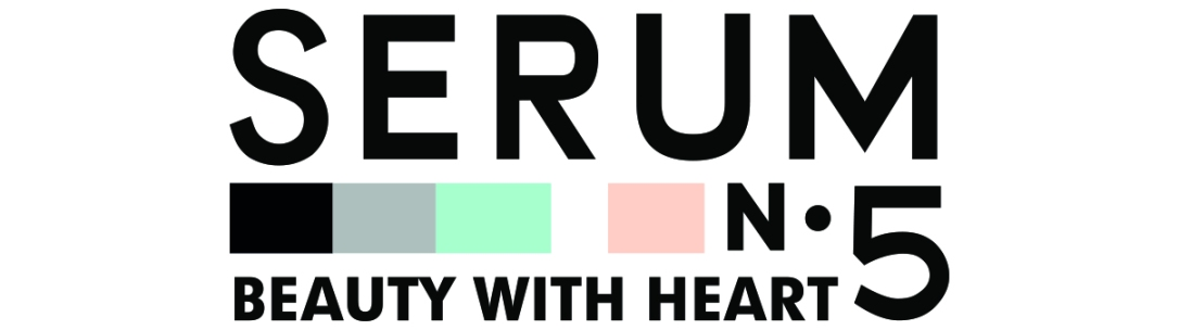 Serum Beauty with Heart Logo